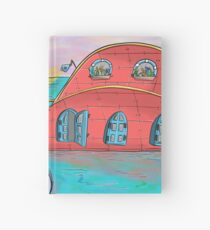 A Seaside Bedtime Story  Hardcover Journal