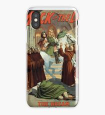 Performing Arts Posters The singing comedian Andrew Mack in the The last of the Rohans by Ramsay Morris 1111 iPhone Case/Skin