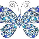 Butterfly Blues by Tabitha Barnett