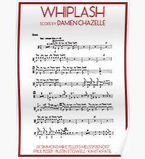 Whiplash! Score Poster