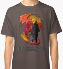 The Haunted - Grayson: The Commander Classic T-Shirt