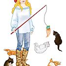 Harder Than Herding Cats! by redqueenself