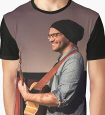 Jason Manns smiling at PurCon Graphic T-Shirt