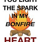 Bonfire Heart - James Blunt by sophielamb