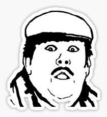 Del Griffith Surprise Sticker
