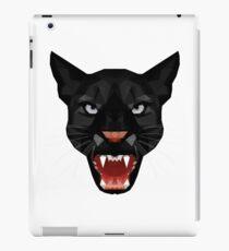 Katze Leopard Puma / Panther Gesicht iPad Case/Skin