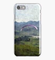 Paraglide  iPhone Case/Skin