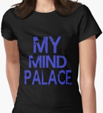 MY MIND PALACE Women's Fitted T-Shirt