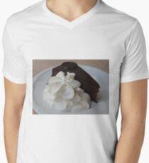 SacherTorte Men's V-Neck T-Shirt
