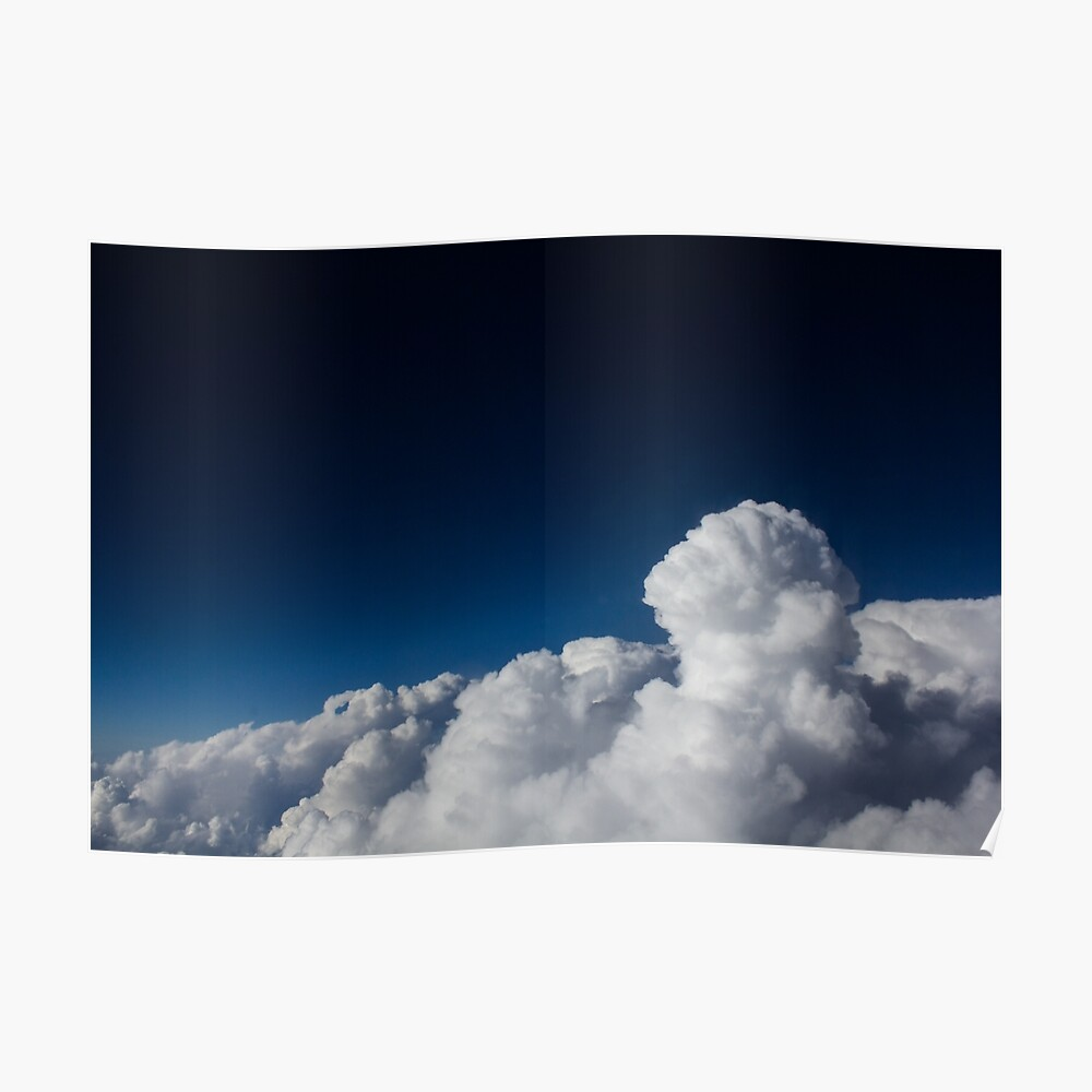 Clouds up High Poster