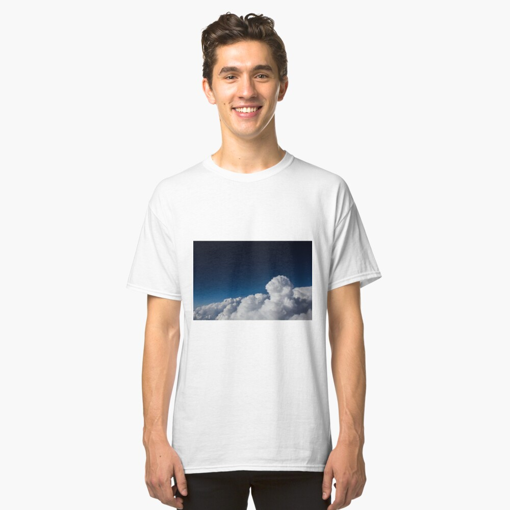 Clouds up High Classic T-Shirt