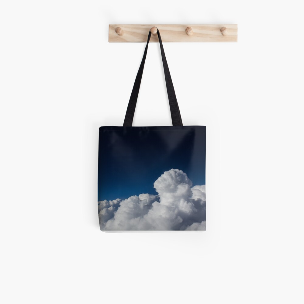 Clouds up High Stofftasche
