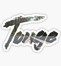Touge Sticker