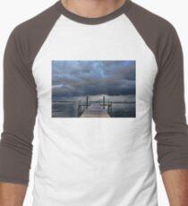 Wicked Weather     Men's Baseball ¾ T-Shirt