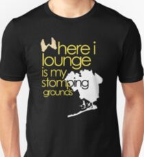 stomping grounds - queens T-Shirt