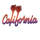 California palms by TokyoCandies