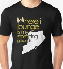 stomping grounds - staten island  T-Shirt