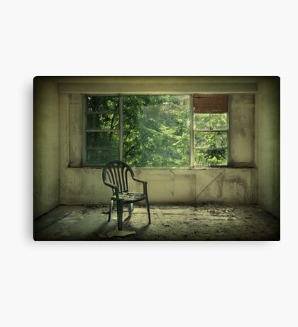 Lose Your Delusions Canvas Print