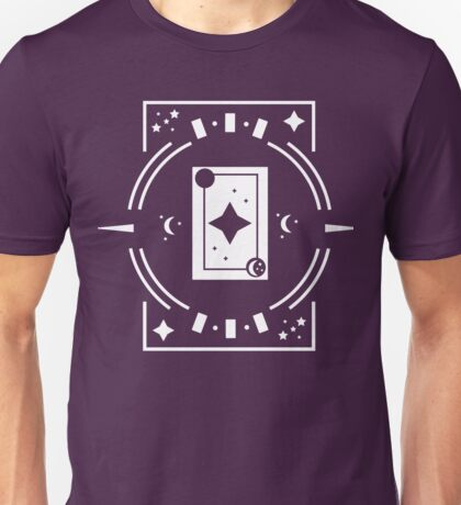 Hand of Fate - Astrologian Unisex T-Shirt