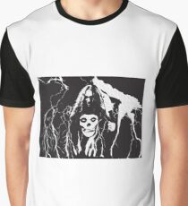 Cliff Burton T Shirt Graphic T-Shirt