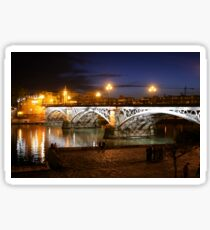 Bridge of Triana Sticker