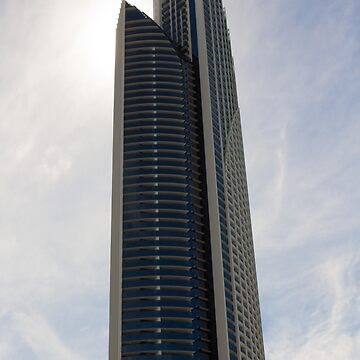 Tower Hiding the Sun by danielcoe