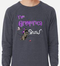 Classic Grimerica Logo (w/o background) Lightweight Sweatshirt