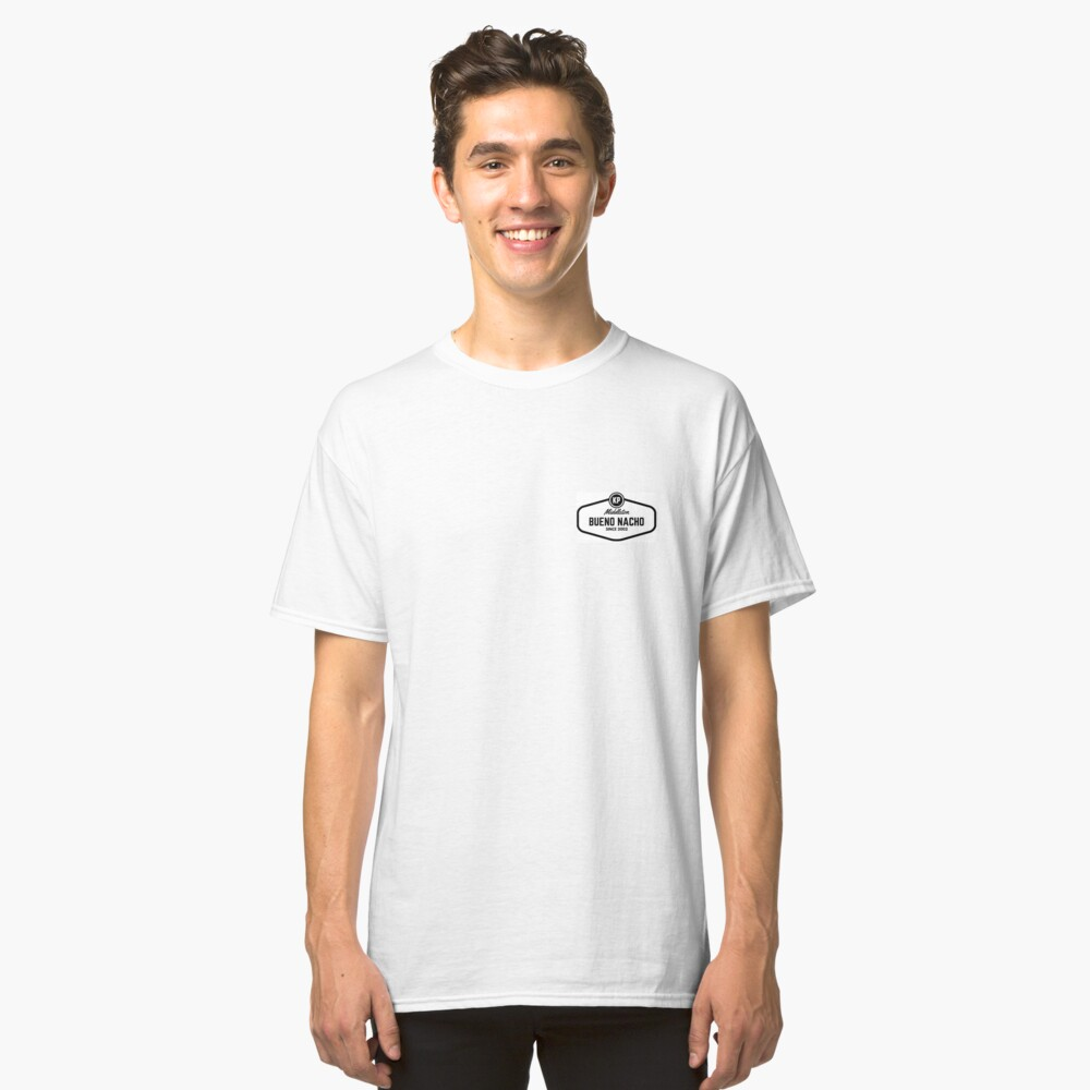 Kim Possible Bueno Nacho Classic T-Shirt Front