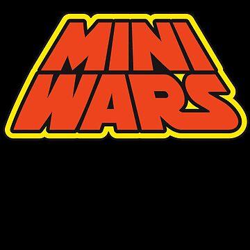 MiniWars Vintage Logo 1 by miniwars