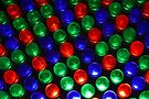 Colorful Disco Lights by Juhan Rodrik