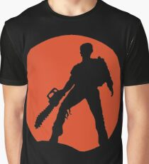 Ash vs The Evil Dead Graphic T-Shirt