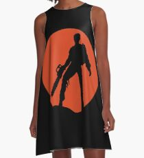 Ash vs The Evil Dead A-Line Dress