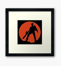 Ash vs The Evil Dead Framed Print