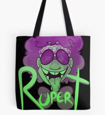 Bunny Gore Justice - Brain Surgery (TEAM RUPERT) Tote Bag