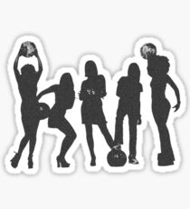 SPICE WORLD Sticker