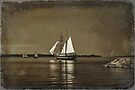 Tall ships - textured by PhotosByHealy