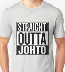Straight Outta Johto T-Shirt