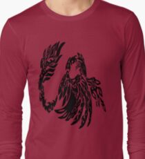 Dragon's Fury Long Sleeve T-Shirt