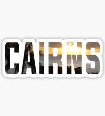 Cairns, Australia Sticker