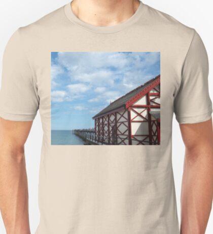 NDVH Saltburn Pier T-Shirt