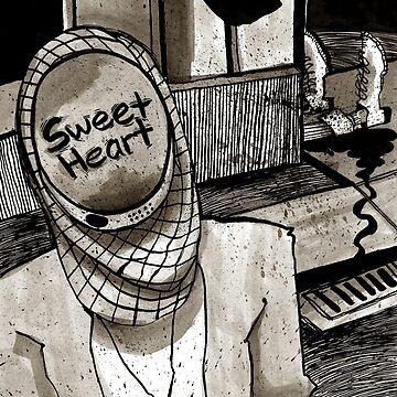Sweetheart by ScrubScribbles