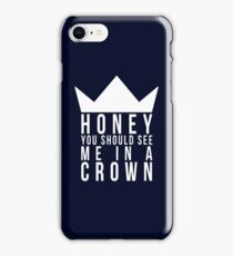 Jim Moriarty Quote iPhone Case/Skin
