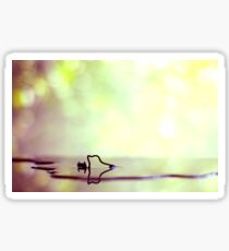 The Lightness of Dreams  Sticker