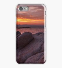 Zephyr Cove Sunset  iPhone Case/Skin