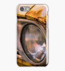 70s Vintage Rusty Car iPhone Case/Skin