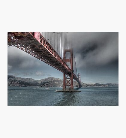 Golden Gate Bridge (Landscape) Photographic Print