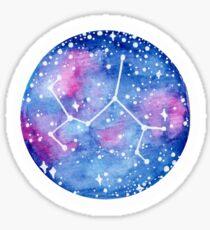Sagitarius Constellation Sticker