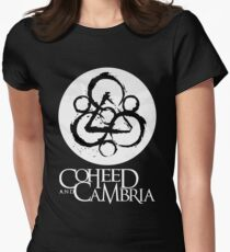 Coheed Cambria Womens Fitted T-Shirt