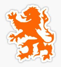 dutch lion Sticker