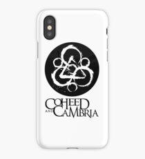 Coheed Cambria Band iPhone Case/Skin